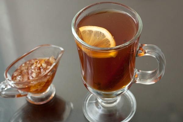 Мир напитков. Чашка чая.