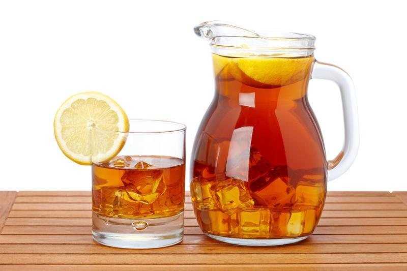 Мир напитков. Холодный чай.