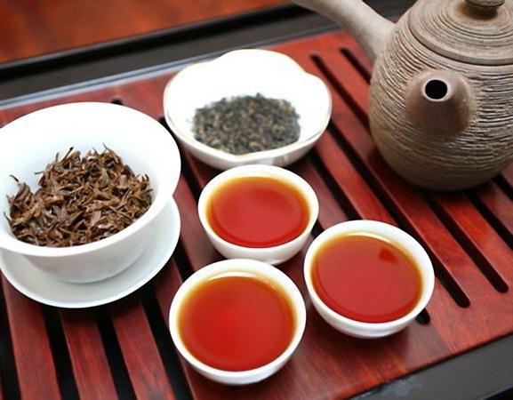 Мир напитков. Красный чай.