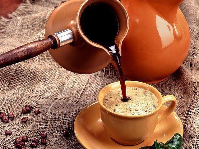 Мир напитков. Чашка кофе.