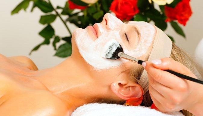 Домашние маски для лица. Цветок розы.