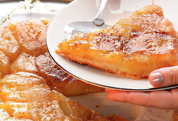 Домашняя выпечка. Яблочный пирог.