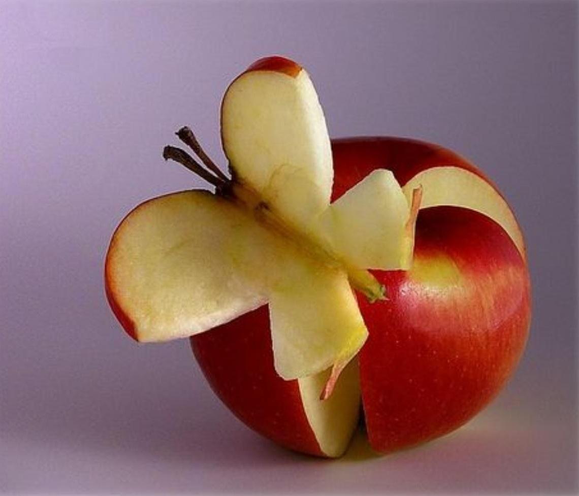Овощи и фрукты. Рецепты десертов из яблок.