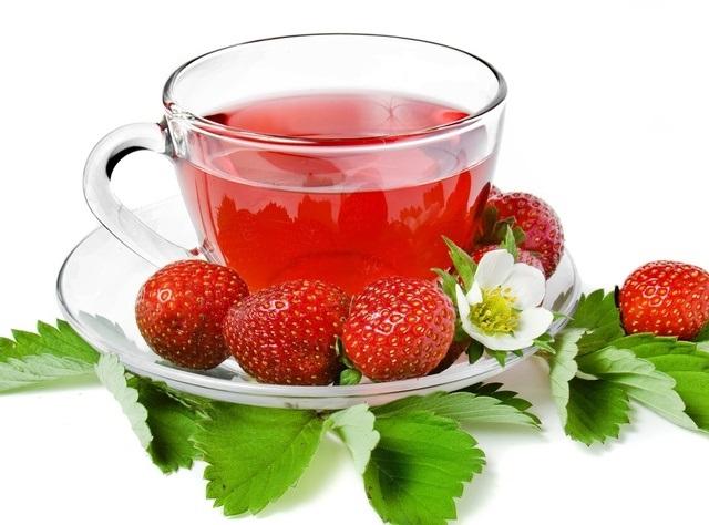 Полезные ягоды. Вкусные рецепты с земляникой.